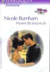 Okładka książki Prezent dla księżniczki Nicole Burnham