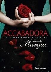 Okładka książki Accabadora. Ta, która pomaga odejść Michela Murgia