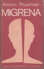 Okładka książki Migrena Antoni Prusiński