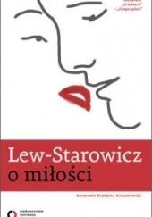 Okładka książki O miłości Zbigniew Lew-Starowicz,Krystyna Romanowska