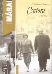 Okładka książki Csutora Sándor Márai