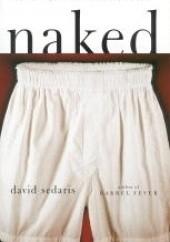 Okładka książki Naked David Sedaris