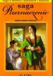 Okładka książki Klątwa Inger Harriet Hegstad