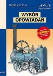 Okładka książki Wybór opowiadań Stefan Żeromski