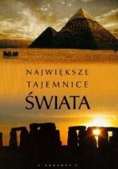Okładka książki Największe tajemnice świata Andrzej Sieradzki