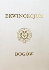 Okładka książki Ekwinokcjum Bogów Aleister Crowley