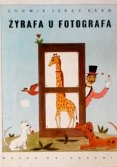 Okładka książki Żyrafa u fotografa Ludwik Jerzy Kern