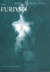 Okładka książki Furia nr 4 Włosy Anna Laszuk,Redakcja pisma Furia