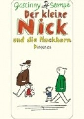 Okładka książki Der kleine Nick und die Nachbarn René Goscinny