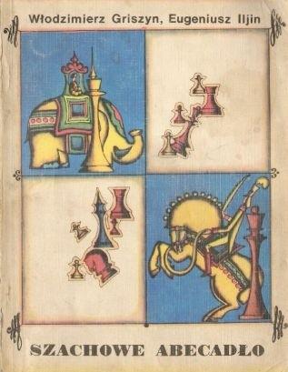 Okładka książki Szachowe abecadło
