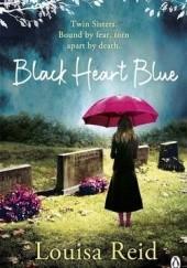 Okładka książki Black Heart Blue Louisa Reid