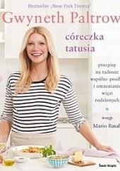 Okładka książki Córeczka Tatusia Gwyneth Paltrow