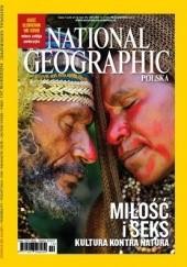 Okładka książki National Geographic 10/2012 (157) Redakcja magazynu National Geographic