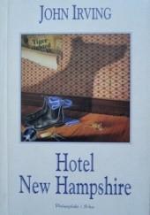 Okładka książki Hotel New Hampshire