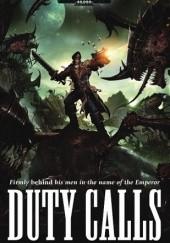 Okładka książki Duty calls Sandy Mitchell