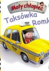 Okładka książki Taksówka Romka Émilie Beaumont,Nathalie Bélineau