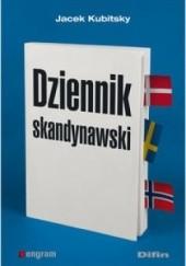 Okładka książki Dziennik skandynawski Jacek Kubitsky