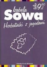 Okładka książki Herbatniki z jagodami