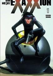 Okładka książki Exaxxion: Bóg wojny t.1 Kenichi Sonoda