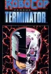 Okładka książki RoboCop versus The Terminator