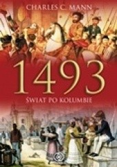 Okładka książki 1493. Świat po Kolumbie