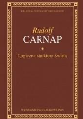 Okładka książki Logiczna struktura świata Rudolf Carnap