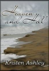 Okładka książki Heaven and Hell Kristen Ashley
