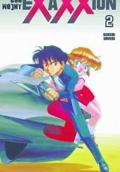 Okładka książki Exaxxion: Bóg wojny t.2 Kenichi Sonoda