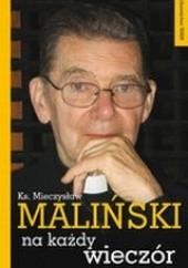 Okładka książki Na każdy wieczór Mieczysław Maliński