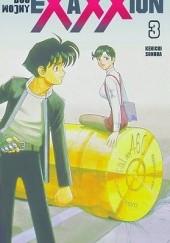 Okładka książki Exaxxion: Bóg wojny t.3 Kenichi Sonoda