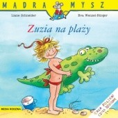 Okładka książki Zuzia na plaży Eva Wenzel-Bürger,Wolfram Hänel