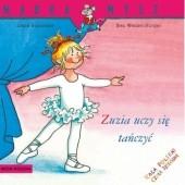 Okładka książki Zuzia uczy się tańczyć Eva Wenzel-Bürger,Liane Schneider
