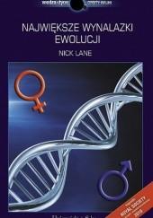 Okładka książki Największe wynalazki ewolucji Nick Lane
