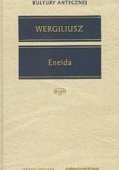 Okładka książki Eneida Wergiliusz