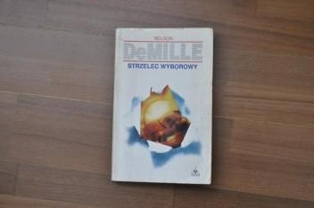 Okładka książki Strzelec Wyborowy Nelson DeMille