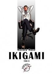 Okładka książki Ikigami #8 Motorō Mase