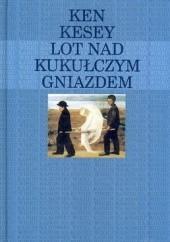 Okładka książki Lot nad kukułczym gniazdem