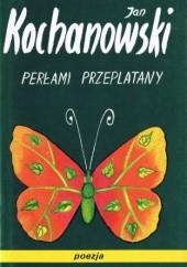 Okładka książki Perłami przeplatany Jan Kochanowski