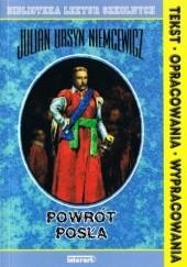 Okładka książki Powrót posła Julian Ursyn Niemcewicz