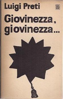 Okładka książki Giovinezza, giovinezza Luigi Preti