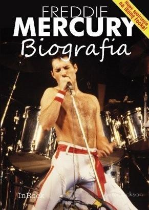 Okładka książki Freddie Mercury. Biografia Laura Jackson
