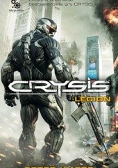 Okładka książki Crysis: Legion Peter Watts