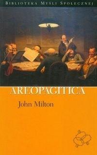 Okładka książki Areopagitica John Milton