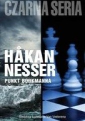 Okładka książki Punkt Borkmanna Håkan Nesser
