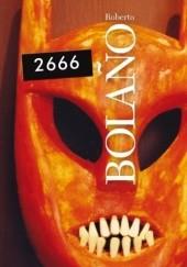 Okładka książki 2666 Roberto Bolaño