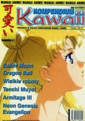 Okładka książki Kompendium Kawaii nr 1 Redakcja magazynu Kawaii