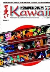 Okładka książki Kompendium Kawaii nr 3 Redakcja magazynu Kawaii