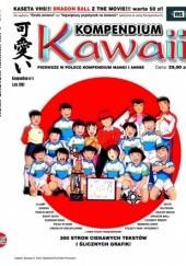 Okładka książki Kompendium Kawaii nr 4 Redakcja magazynu Kawaii