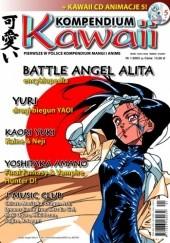 Okładka książki Kompendium Kawaii nr 6 Redakcja magazynu Kawaii