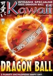 Okładka książki Kawaii Numer specjalny 100% Dragonball Redakcja magazynu Kawaii
